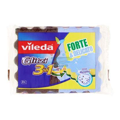 VILEDA GLITZI 3IN1 2 PEZZI