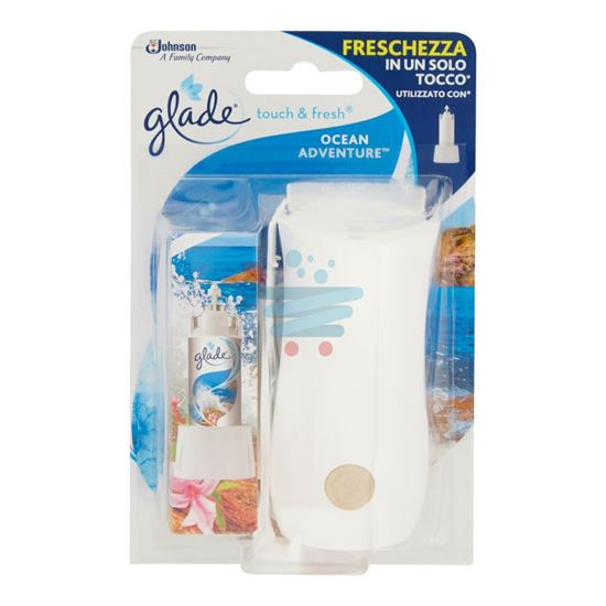 GLADE TOUCH & FRESH OCEAN ADVENTURE/RELAXING ZEN 10 ML