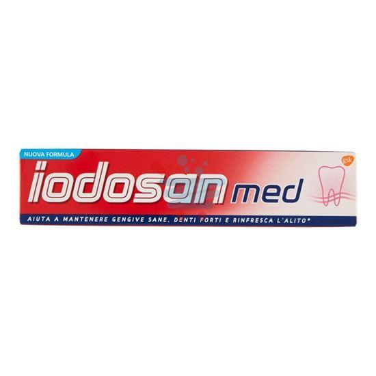 IODOSAN DENTIFRICIO MED 100 ML