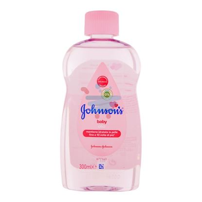 JOHNSON'S OLIO BABY ROSA 300ML
