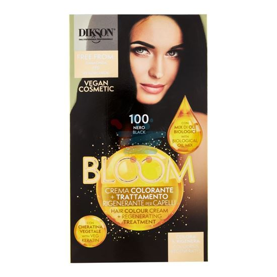 DIKSON BLOOM CREMA COLORANTE 100 NERO
