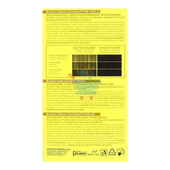 DIKSON BLOOM CREMA COLORANTE 603 CIOCCOLATO FLAMBE