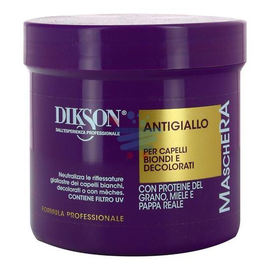 DIKSON MASCHERA ANTIGIALLO 500 ML