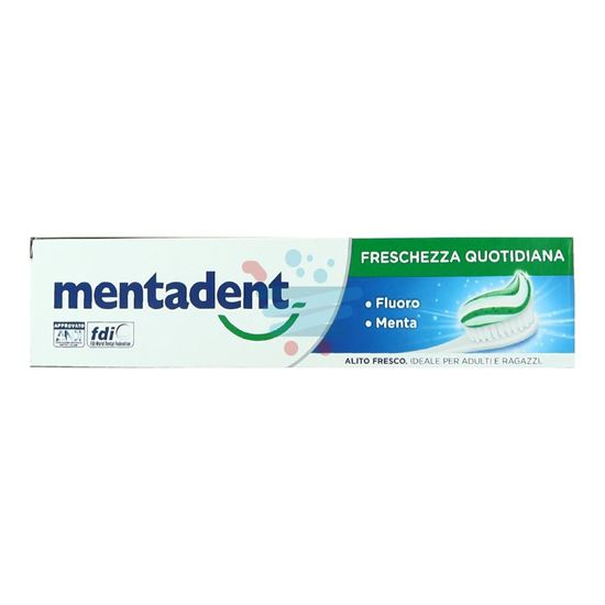 MENTADENT DENTIFRICIO FRESCHEZZA QUOTIDIANA 100 ML