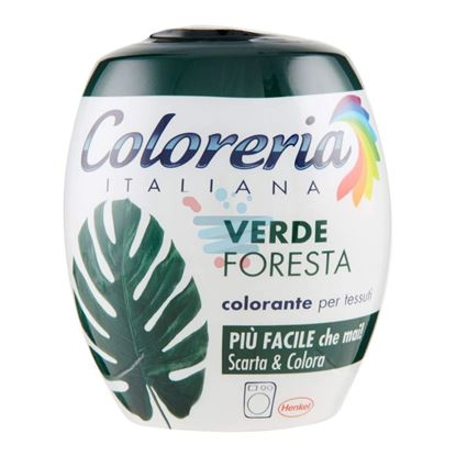 COLORERIA ITALIANA VERDE FORESTA 350GR