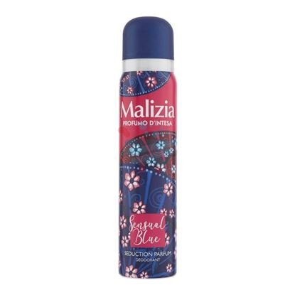 MALIZIA DEODORANTE  SPRAY SEDUCTION BLUE 100 ML
