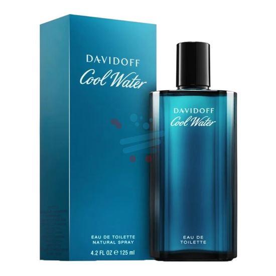 DAVIDOFF COOL WATER EAU DE TOILETTE SPRAY 125 ML
