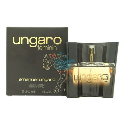 UNGARO FEMININ EAU DE TOILETTE SPRAY 30ML