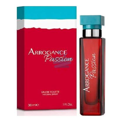 ARROGANCE PASSION EDT VAPO 30ML