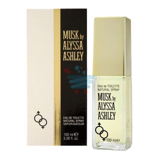 ALYSSA ASHLEY MUSK EAU DE COLOGNE SPRAY 100ML