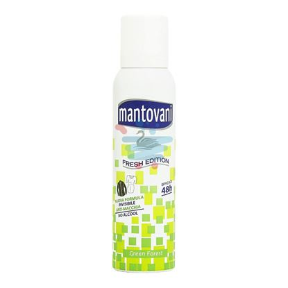 MANTOVANI DEODORANTE SPRAY GREEN FOREST 150ML