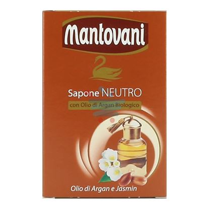 MANTOVANI SAPONETTA ARGAN 100 GR