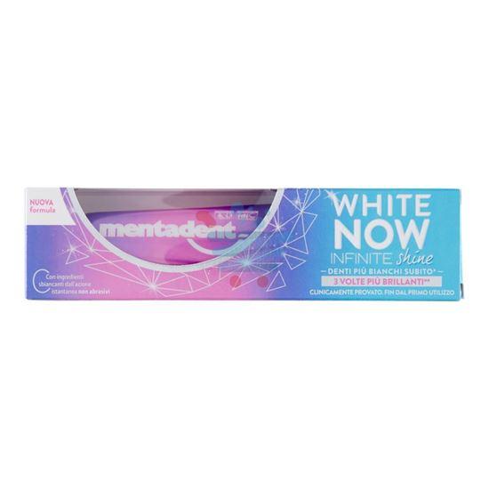 MENTADENT DENTIFRICIO WHITE NOW SHINE 75 ML