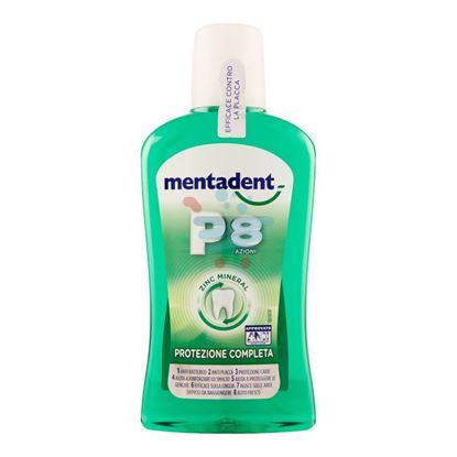 MENTADENT P8 COLLUTTORIO AZIONE COMPLETA 500 ML
