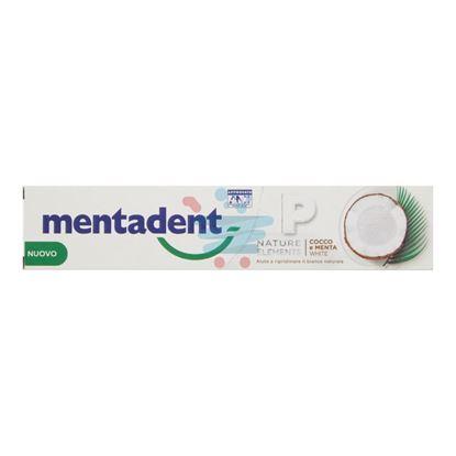 MENTADENT P DENTIFRICIO NATURAL COCCO 75 ML