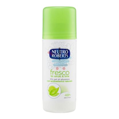 NEUTRO ROBERTS DEO STICK TEA VERDE 40ML
