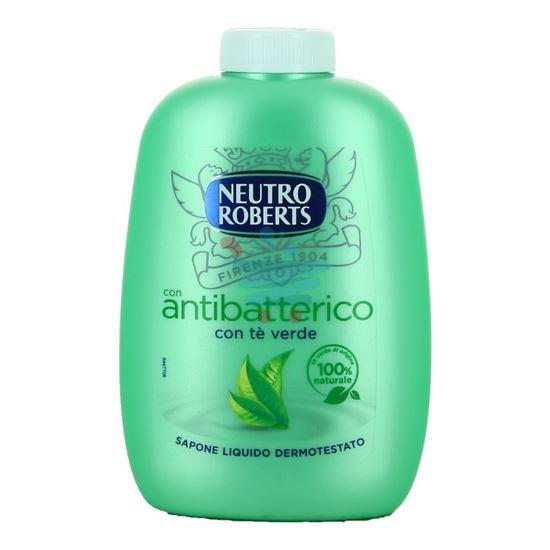 NEUTRO ROBERTS RICARICA SAPONE LIQUIDO  ANTIBATTERICO 200 ML