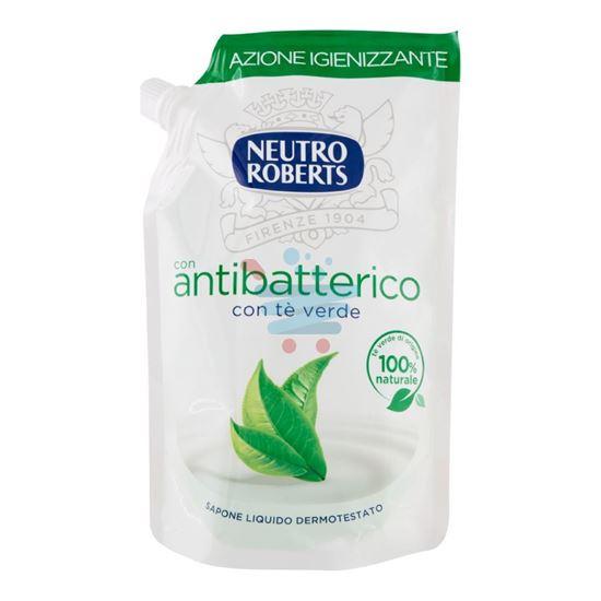 NEUTRO ROBERTS RICARICA SAPONE LIQUIDO ANTIBATTERICO 400 ML