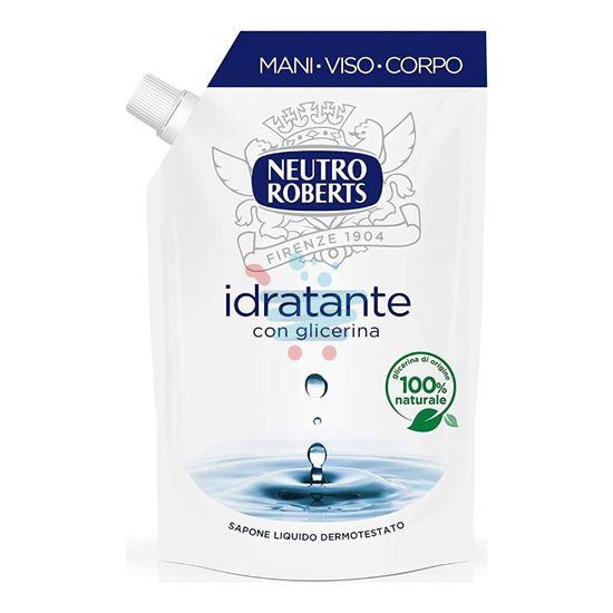 NEUTRO ROBERTS RICARICA SAPONE LIQUIDO IDRATANTE 400 ML