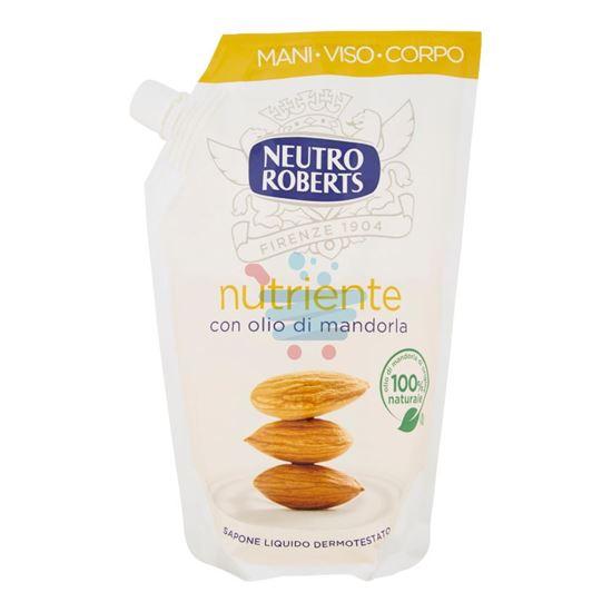 NEUTRO ROBERTS RICARICA SAPONE LIQUIDO NUTRIENTE 400 ML