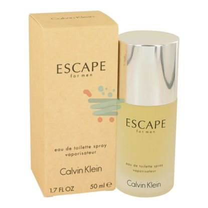 CALVIN KLEIN ESCAPE EAU DE TOILETTE SPRAY 50 ML