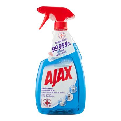 AJAX DISINFETTANTE MULTISUPERFICIE S/CAND. 750ML