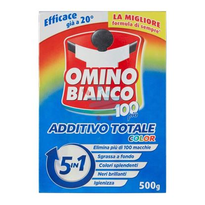 OMINO BIANCO ADDITIVO 100+ COLOR