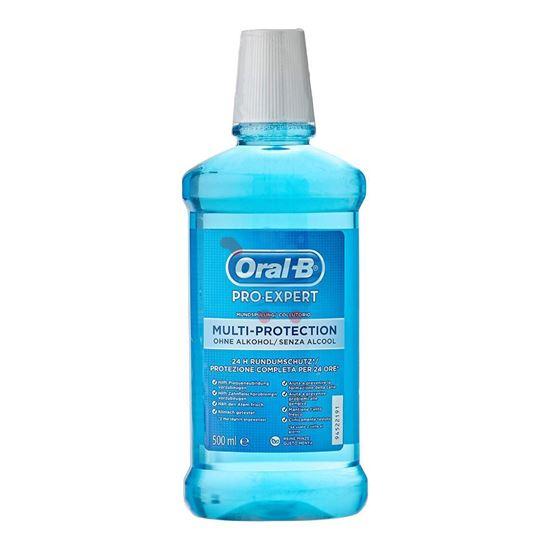 ORAL B COLLUTORIO PRO-EXPERT SENZA ALCOOL 500 ML