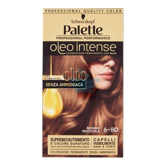 PALETTE OLEO INTENSE BIONDO NOCCIOLA 6-80