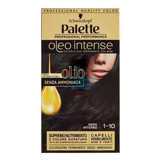 PALETTE OLEO INTENSE NERO INTENSO 1-10