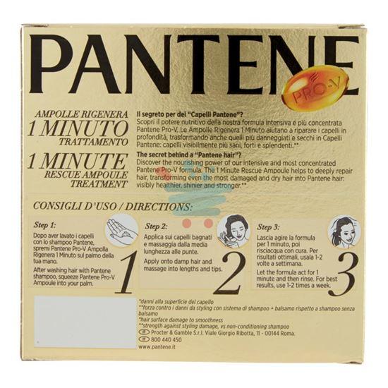PANTENE AMPOLLA 1 MINUTO TRATTAMENTO INTENSIVO 3X15 ML