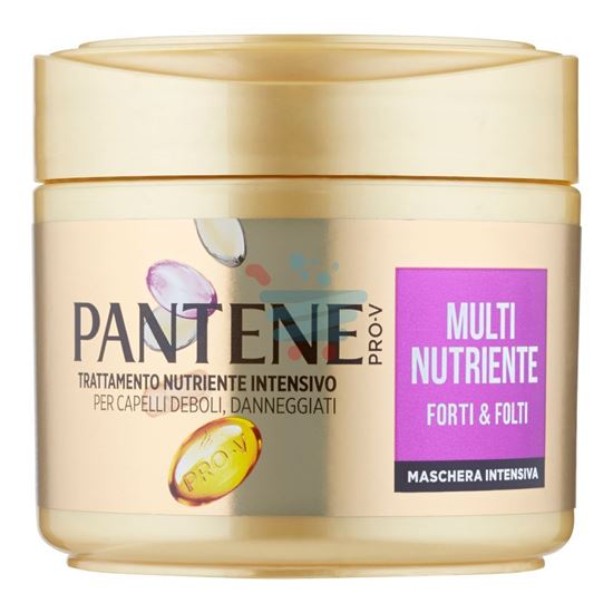 PANTENE MASCHERA MULTI NUTRIENTE 300 ML