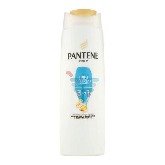 PANTENE SHAMPOO PRO-V 3IN1 LINEA CLASSICA 225ML