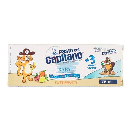 PASTA CAPITANO BABY FRUTTI 75ML