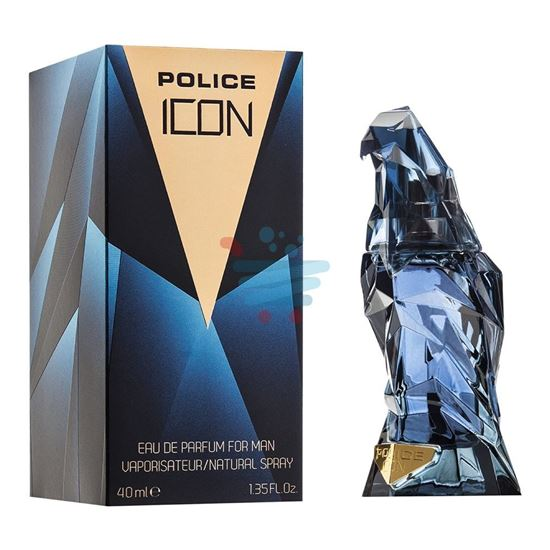 POLICE ICON FOR MAN 40 ML