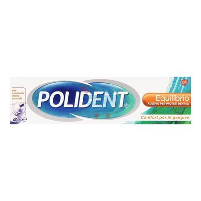 POLIDENT CREMA ADESIVA EQUILIBRIO 40ML