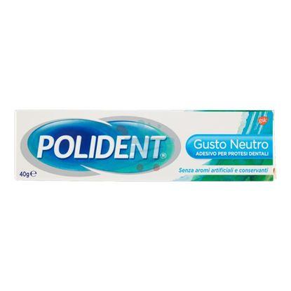 POLIDENT CREMA ADESIVA NEUTRO 40ML