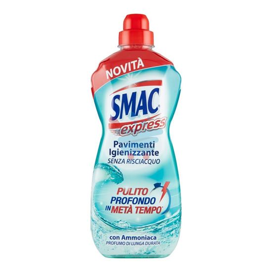 SMAC EXPRESS PAVIMENTI VERDE  1000ML