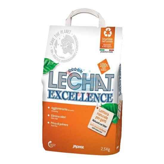 LECHAT LETTIERA EXCELLENT NAT. 2,5KG
