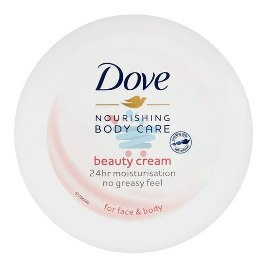 DOVE CREMA INTESIVA ROSA 150ML