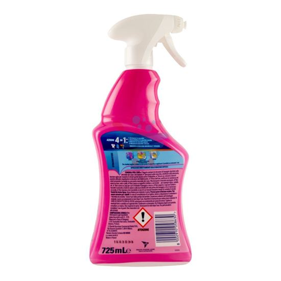 VANISH OXI ACTION 4IN1 725ML