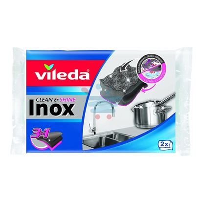 VILEDA ABRASIVO INOX CLEAN&SHINE