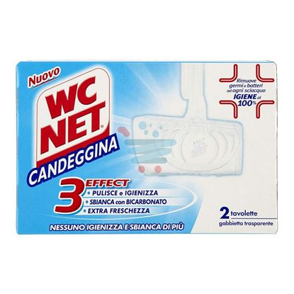 WC NET CANDEGGINA 2 PEZZI
