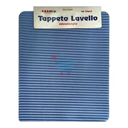 CV TAPPETO LAVELLO 30X40 CM UNICA TINTA
