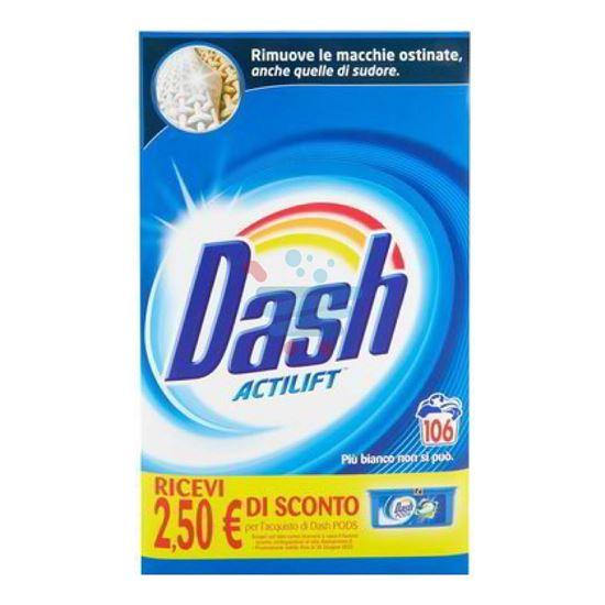 DASH FUSTONE 106 MISURINI 6,890KG