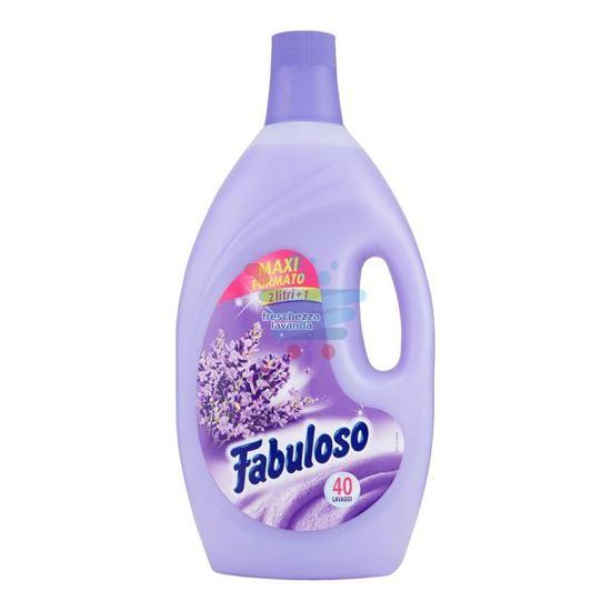 FABULOSO AMMORBIDENTE LAVANDA 40 LAVAGGI 3LT