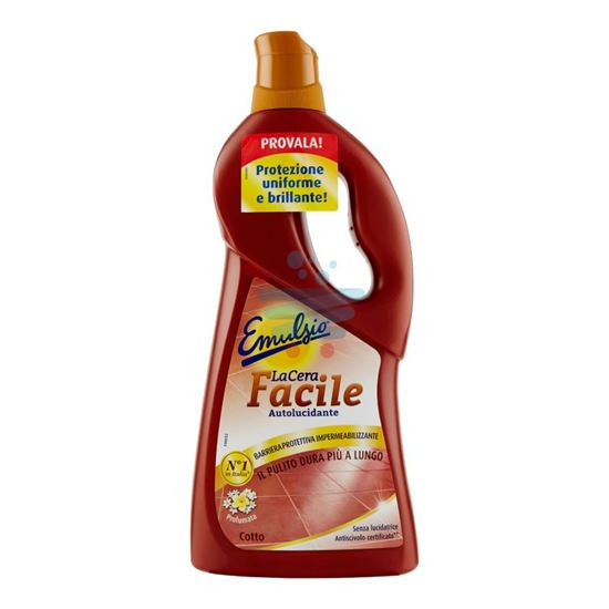 EMULSIO LA CERA FACILE AUTOLUCIDANTE COTTO 725ML
