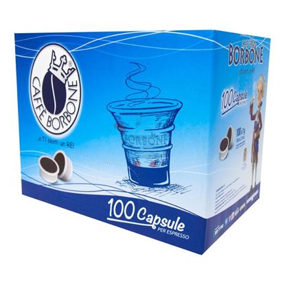 CAFFE' BORBONE LAVAZZA ESPRESSO POINT ROSSA 100 CAPS