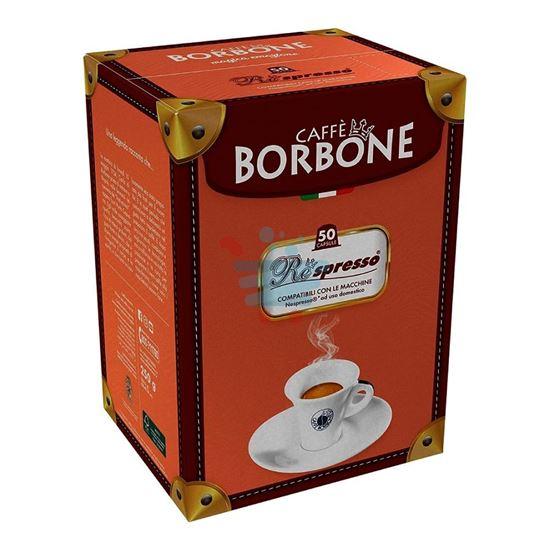 CAFFE' BORBONE NESPRESSO ROSSA 50 CAPS