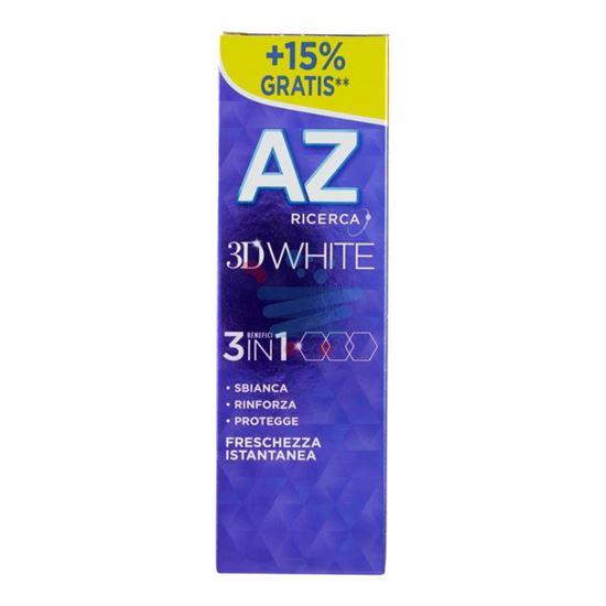 AZ RICERCA DENTIFRICIO 3D WHITE ULTRA WHITE 75ML